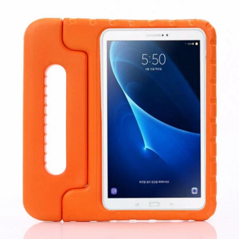 EVA Kids Shock Proof Silicone Case Cover For Samsung Galaxy Tab A 8.0 T350 T351 T355 Tablet Handbag Perfect Safe Protection