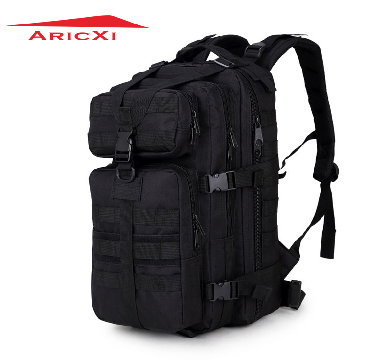 34L Military Tactical Assault Pack Backpack Army Molle Waterproof Bug Out Bag Small Rucksack for Outdoor Hiking Camping Hunting reebow tactical military tactical assault pack backpack army molle waterproof camping bug out bag rucksack for outdoor hiking