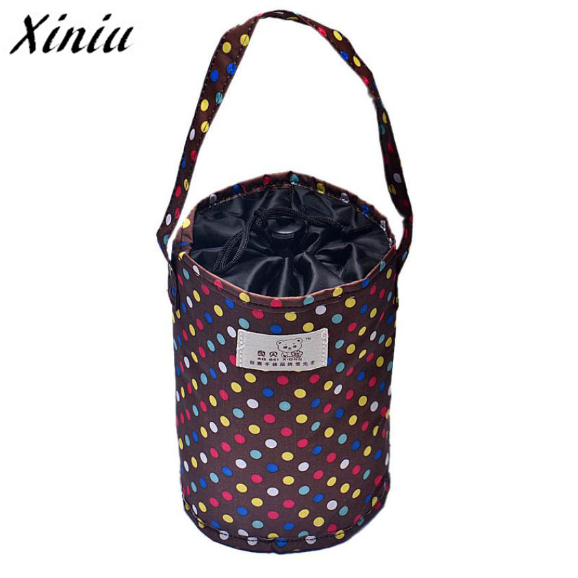 Fashion Portable Insulated Nylon lunch Bag Thermal Food Picnic Lunch Bags for Women kids Men Cooler Lunch Box Bag Tote A7725