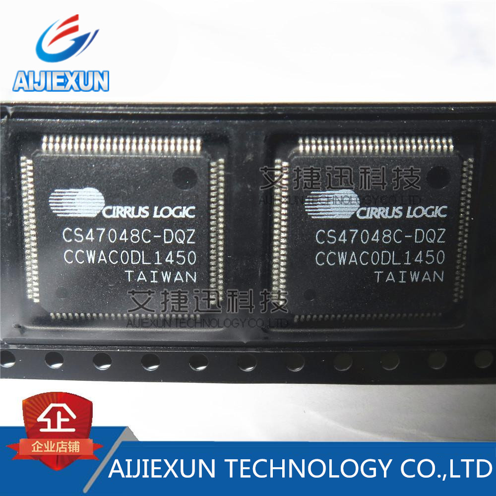 1Pcs CS47048C-DQZ CS47048C CS47048C QFP DSP Audio SOC Processor Family 100% New and original стоимость