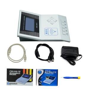 Image 5 - Controlador remoto inalámbrico RF, contador Digital, copiadora remota/Master H618, programador de llaves, probador de frecuencia