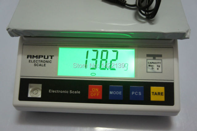 4d045e9cea6b US $57.0 |APTP 457A 7.5kg x 0.1g Digital Accurate Scale Balance w Counting  Function Industrial Scale-in Weighing Scales from Tools on Aliexpress.com |  ...