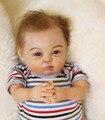 The Artist's Masterpiece Silicone Reborn Baby Doll Toy Lifelike High Quality Newborn Boy Babies Doll Girls Best Birthday Gifts