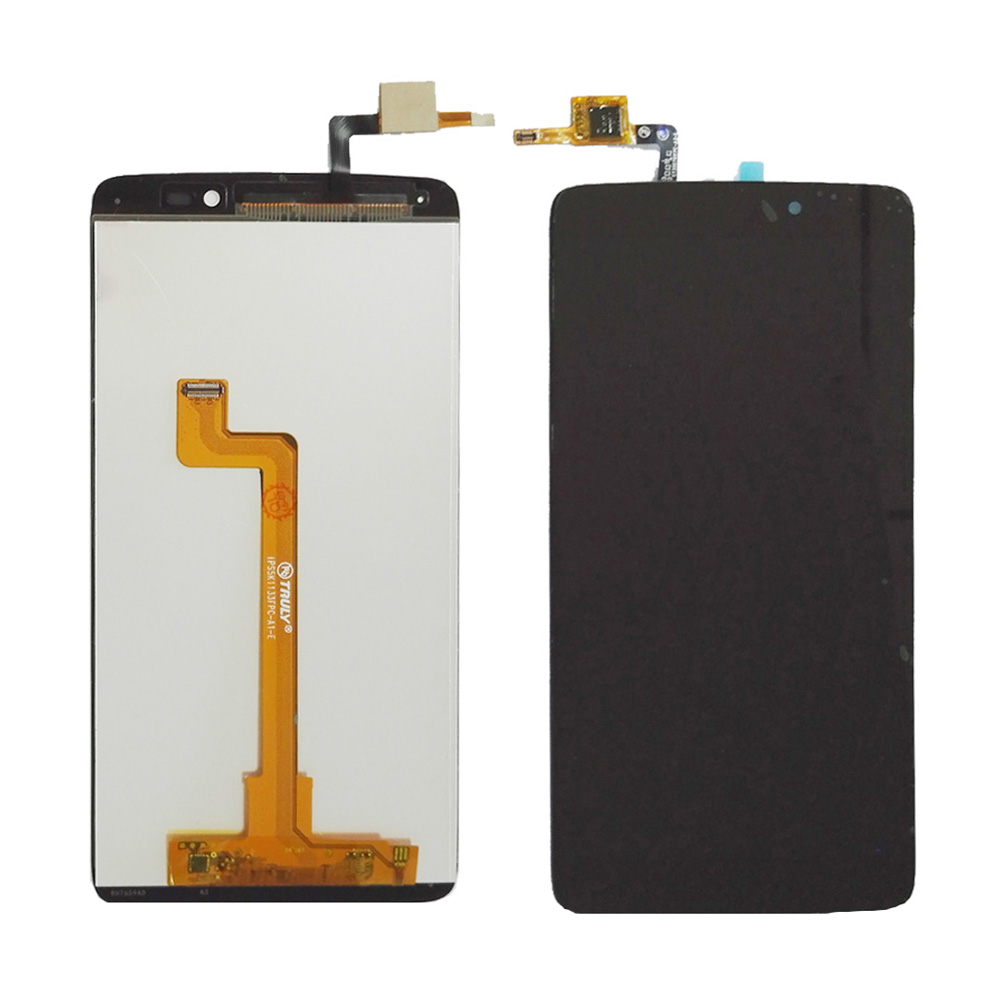 Tested LCD For <font><b>Alcatel</b></font> One Touch Idol 3 6045 OT6045 <font><b>6045y</b></font> LCD <font><b>Display</b></font> PANTALLA TACTIL COMPLETA PARA <font><b>ALCATEL</b></font> 6045 LCD image