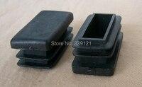 30*50 vierkantrohr kunststoff stecker rohrstopfen rohrstopfen edelstahl rohr stecker und Guan Dutou-in Esstische aus Möbel bei