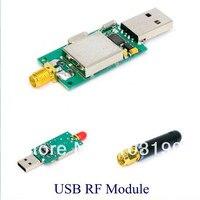 Wireless USB RF Transmitter Receiver 200m 400m RF Range High Speed Upto 100kbps With MCU