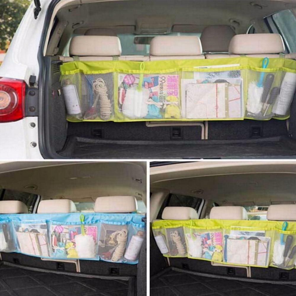 Travel-Bag Foldable And Five-Pocket 1PCS Car-Trunk Multipurpose Interior