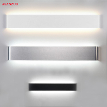 Wall-Lamp Mirror-Light Sconces 4w8w14w18w-Light-Lamp Bedside Led Bathroom Rectangle Aisle