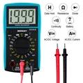 -Sol EM382B LCD Digital multímetro de DC/AC voltímetro continuidad de diodo de barco de Rusia
