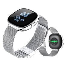 Women Smart Watch H2 Plus Metal Strap Bluetooth Wrist Men Smart Bracelet Support Sim TF Card Android&IOS Watch Multi-languages
