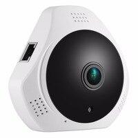 SANNCE 360 Degree Fisheye 960P HD Panoramic IP Camera 1 3MP Wireless Security Camera Mini Wifi