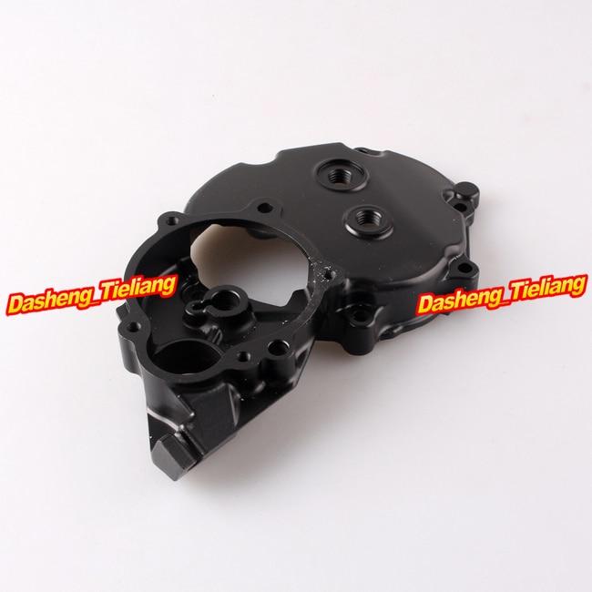 Motorcycle Stator Engine Crank Case Generator Cover Crankcase For Kawasaki Ninja ZX10R RH 2006 2007 2008 2009 2010 Black