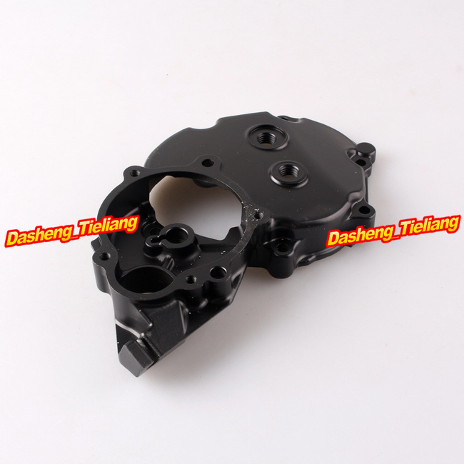 Stator Engine Crank Case Generator Cover Crankcase For Kawasaki Ninja ZX10R RH 2006 2007 2008 2009 2010 Black engine case alternator generator stator guard cover for kawasaki zx6r zx 6r zx636 zx 6r 636 2013 2014 2015 2016