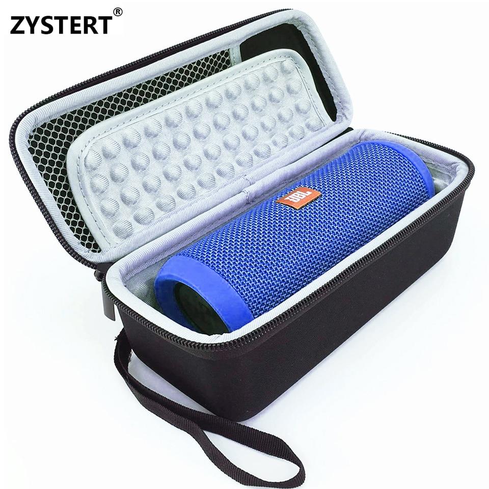 imágenes para Para flip jbl 4 case zystert caja de almacenamiento portátil de viaje eva duro carry case bolsa para jbl flip 4 3 altavoz bluetooth case cubierta