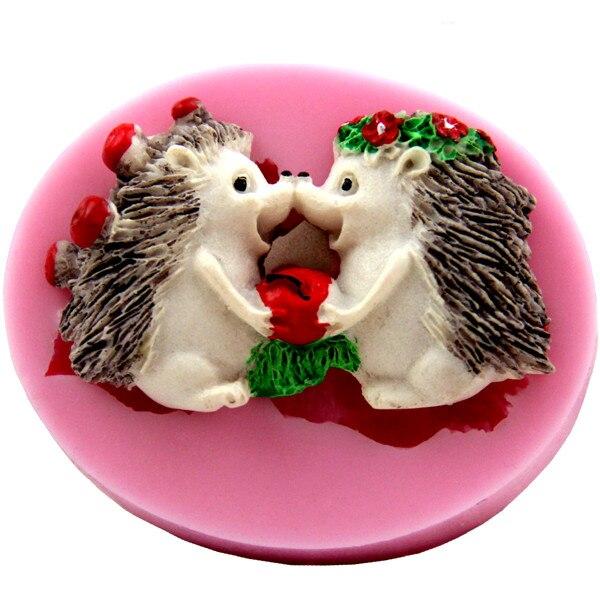 Hedgehog Cake Mould