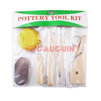 Künstlerbedarf   Ton Skulptur Werkzeuge DIY Keramik Kunst Carving Modellierung Keramik Holz Werkzeug Kit Hand Werkzeuge Möbel Liefert Paket 30 Teile/satz