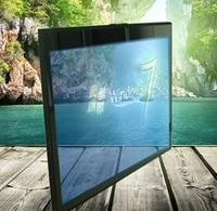 "Bilgisayar ve Ofis'ten Tablet LCD'ler ve Paneller'de TFT HD HDMI LCD dokunmatik ekran 12.1 ""  19""  22 ""  32""  42 ""  46"" iyi fiyat Şeffaf LCD Video Vitrin/şeffaf LCD ekran"