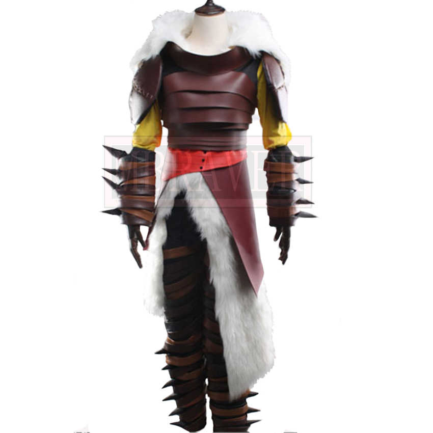 How To Train Your Dragon 2 Hiccup Mother Valka Cosplay Costume Halloween Christmas Custom Made Any Size Movie Tv Costumes Aliexpress