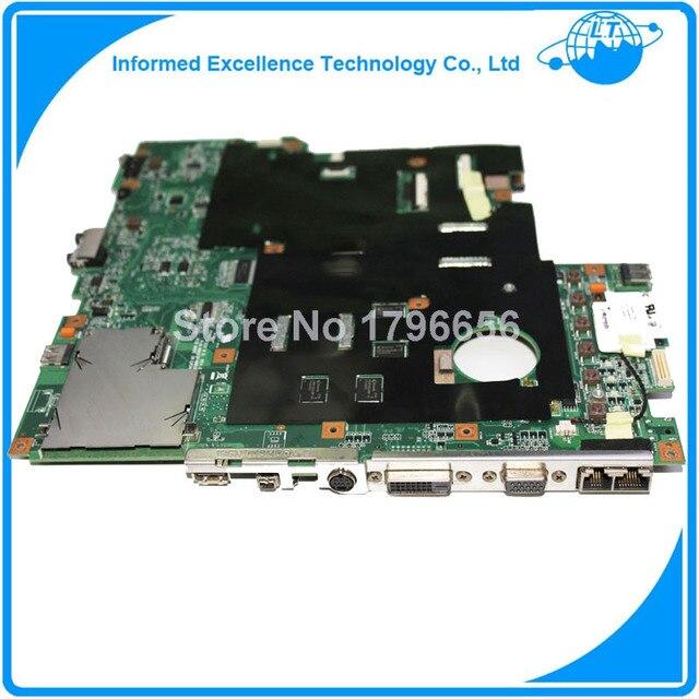 8600gt f3sv rev 2.0 8 * de memoria 512 m para asus f3sv x52s f3s placa madre del ordenador portátil probó bueno y perfecto trabajo