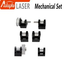 Gear Base Set Machine Mechanical Parts for Laser Engraving Cutting Machine цены онлайн