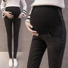 Envsoll M-3XL беременных джинсы для беременных Для женщин беременных брюки Беременность одежда сезон: весна–лето 2018 штаны для беременных плюс Размеры