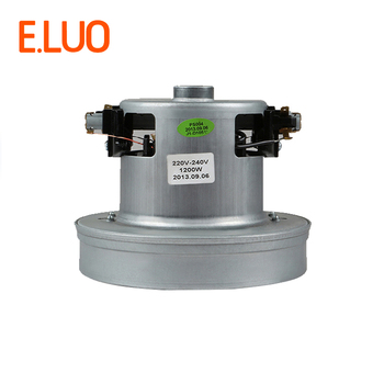 220V 1200W low noise copper motor 121mm diameter of vacuum cleaner accessories with high quality for FC8254 FC8256 FC8258 etc