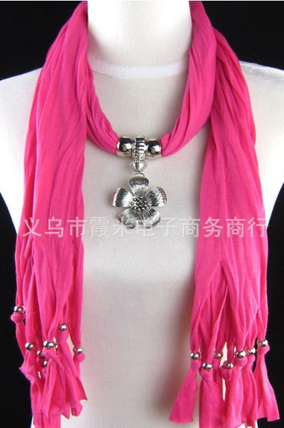 20pcs 2018 fashion forefront of popular explosion models jewelry European  style lady  jewelry pendant scarf