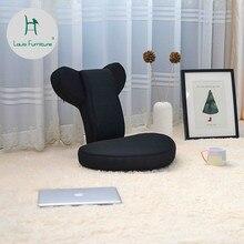 Модный детский стул с диванами и спинкой, стул для спальни и студента, разобранный в разобранном виде