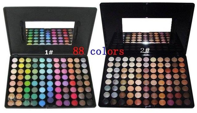 Valentine S Day 88 Color Eye Shadow Eyeshadow Palette Makeup