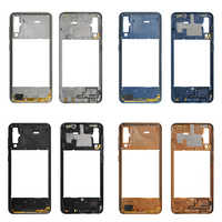 Housing Middle Frame Bezel replacement parts For Samsung Galaxy A20 A30 A40/A210 A50 Middle Plate Cover