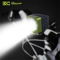 אופניים ראש האור שפתוחה גולת כותרת USB האורות מתח גבוה הוביל פנסי MTB רכיבה על אופניים אופני אופניים מנורת פנס BC-436