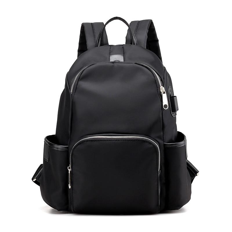 MENGXILU Waterproof nylon male Laptop Backpack for Men Women Anti-thief Bakcpacks school bags girls Travel mochila Bolsa masculi