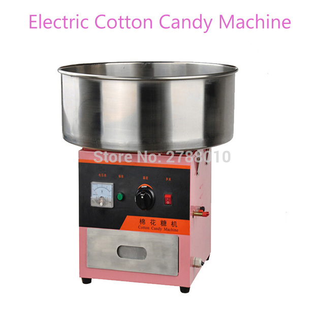 Commercial Electric Cotton Candy Machine Cotton Floss Machine With