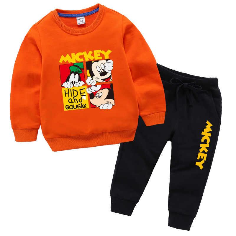 31c8d9c8 ... Spring Autumn girls 2 pcs set Baby sweatshirt + pants boys tracksuit kids  set children clothes ...