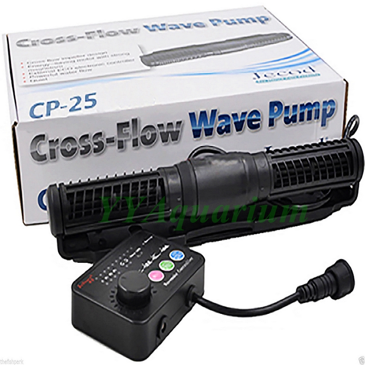 2016 DATE CREATIVE JEBAO JECOD CROIX FLOW WAVE MAKER CIRCULATION AC DC POMPE POUR AQUARIUM FISH TANK REEF NANO MARINE # CP25
