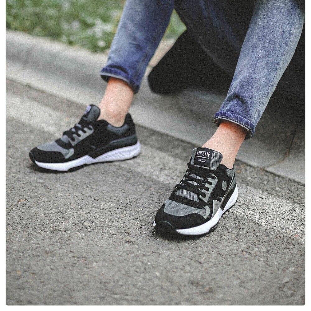 Xiaomi zapatos deportivos FREETIE de absorción de golpes transpirables y flexibles zapatos de suspensión de almacenamiento de energía para hombre - 5