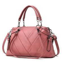 купить High Quality Ladies Women Leather Shoulder Bag Tote Purse Handbag Messenger Crossbody Satchel Top Handle Bags дешево