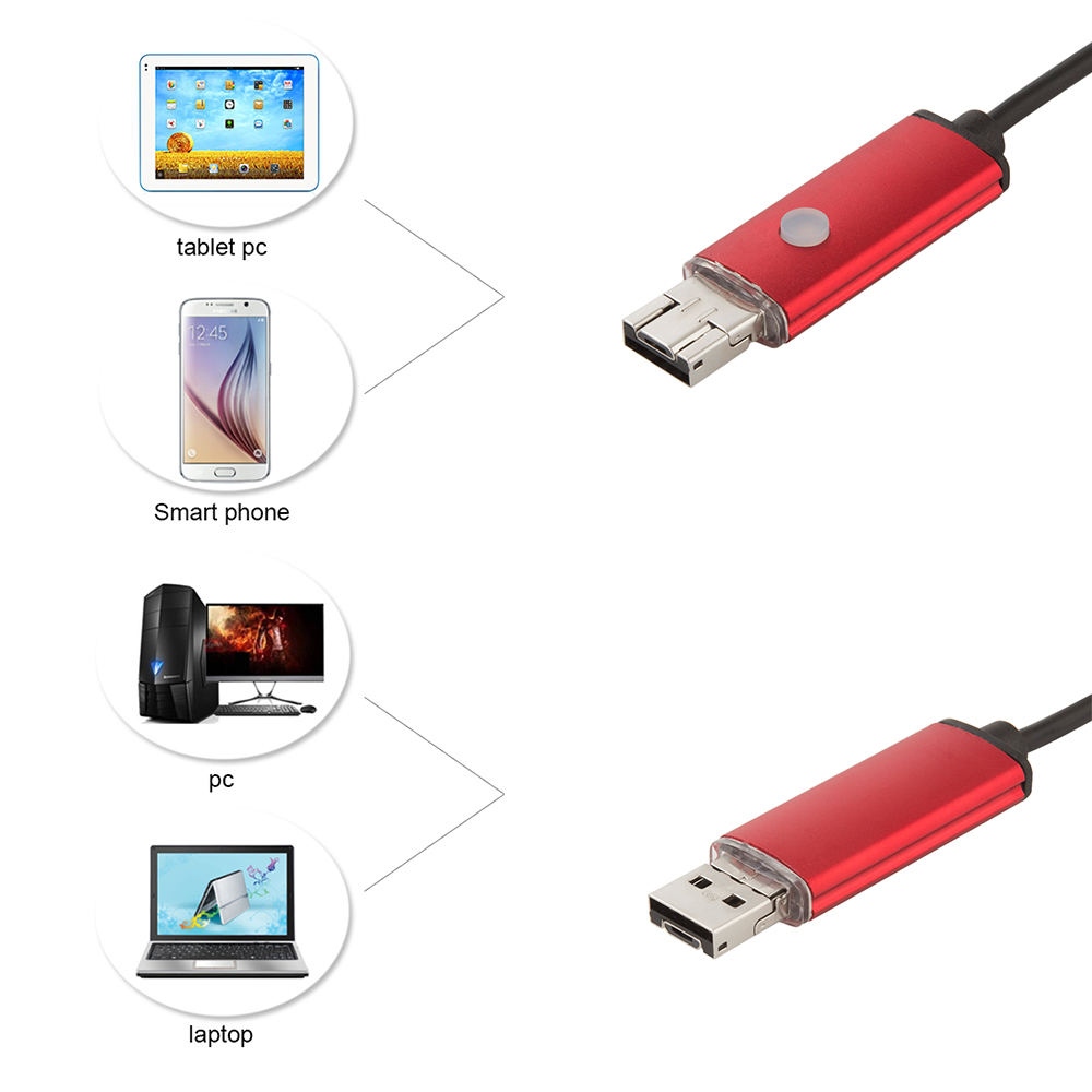 2in1 Endoscope Micro USB Endoscope for Andriod Phone and PC 7mm Dia   6LED 60 Degree  IP67 Inspecition Endoscope 1M 2M 5M 10M jaynal ud din ahmed and mohd abdul rashid institutional finance for micro and small entreprises in india