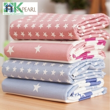 DIY sewing fabric Slanting 100 stripe cotton cloth font b bedding b font font b baby