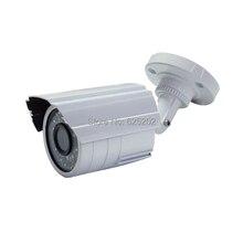 Promoción de precio de fábrica AHD 24IR cámara CCTV tipo bala para interior o exterior