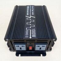 1000W/2000W Modified Sine Wave Inverter DC 12V 24V 48V to AC 110V 220V,Off Grid Inversor Portable 1000W/2000W Power Inverter