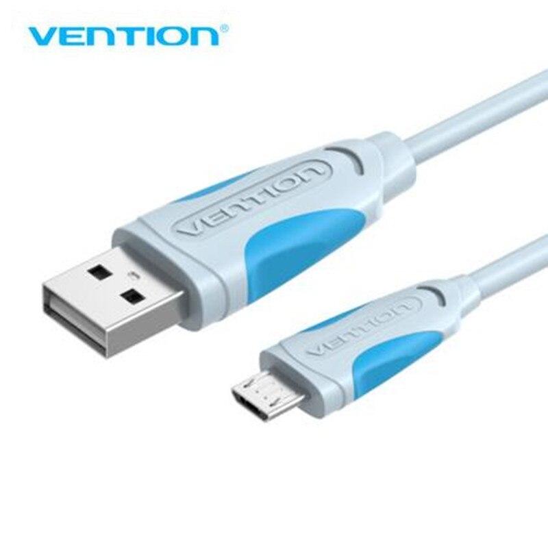 Vention 0 25m 1m 1 5m 2m 3m blue Micro font b USB b font Cable