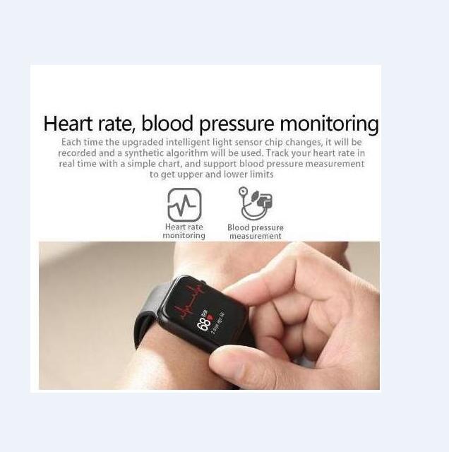 Bluetooth Smart Uhr Serie 4 42mm Smartwatch für apple watch iphone 6 7 8 X Samsung sony Android Smart Uhr telefon - 4