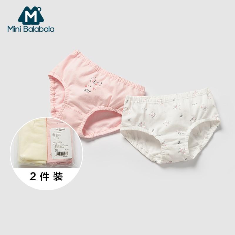 Mini Balabala Baby Underwear pants Baby Boys Girls Bread Pants Infant Briefs Children Shorts Cartoon Cute Baby Underwear Kid Clo