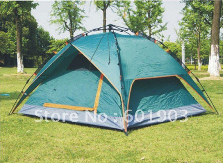 Outdoor c&ing/climbing/picnic tents/Automatic tent-in Tents from Sports u0026 Entertainment on Aliexpress.com | Alibaba Group & Outdoor camping/climbing/picnic tents/Automatic tent-in Tents from ...