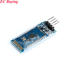 Bluetooth Serial Port Wireless Data Module Compatible SPP-C With HC-06 Arduino Bluetooth 3.0 Modules For 51 single chip BT06 hc 06 wireless bluetooth uart module