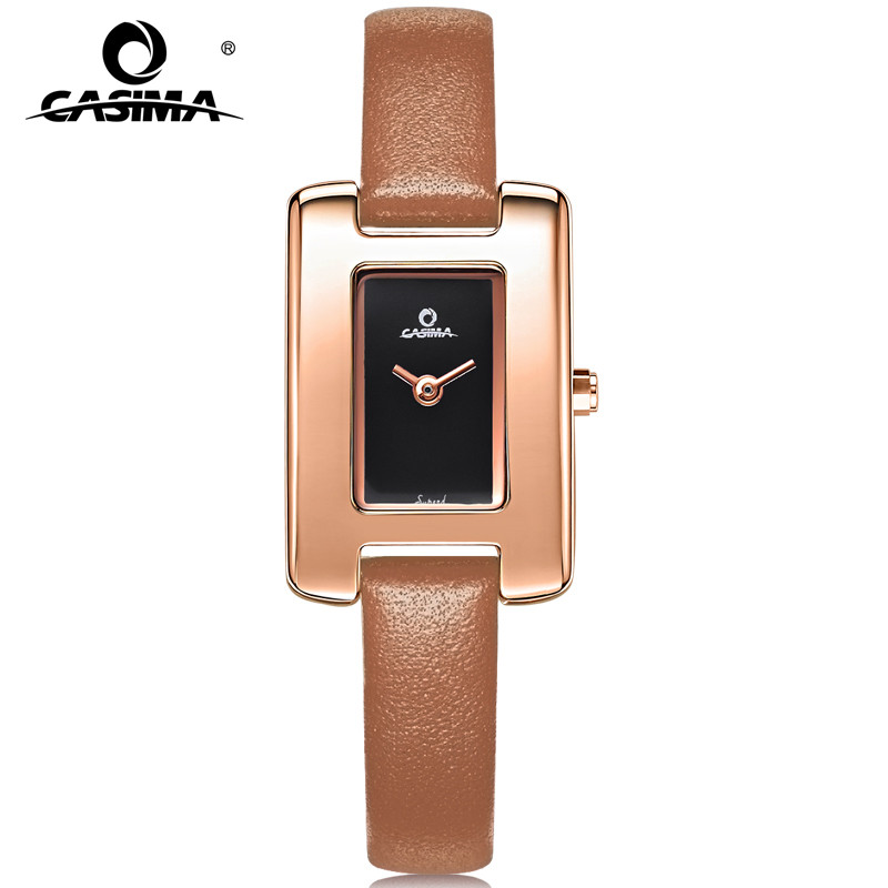 CASIMA 2016 Fashion luxury brand Bracelet watches women casual ladies quartz wrist watch women's waterproof relojes mujer 2612 цена