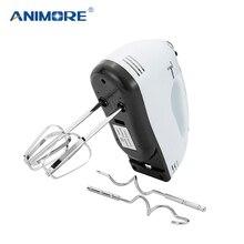 ANIMORE Manuelle Mini Mixer 7 Geschwindigkeit Teig Hand Mixer Mixer Multifunktionale Küchenmaschine Elektrische Küche Mixer FM 02