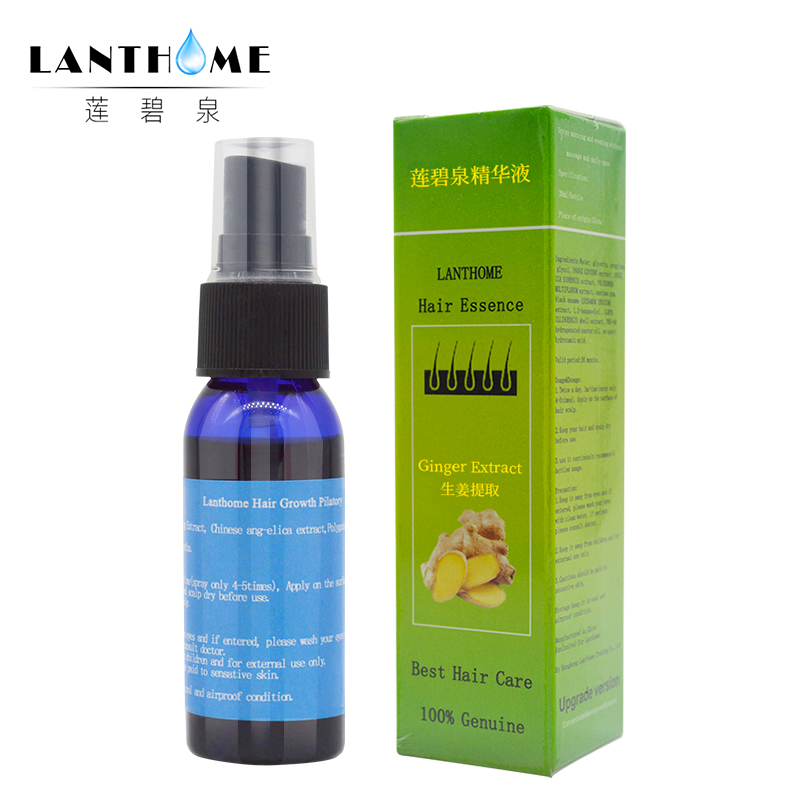 3bottles Fast Sunburst Hair Growth Products Hair Spray Essence Anti
