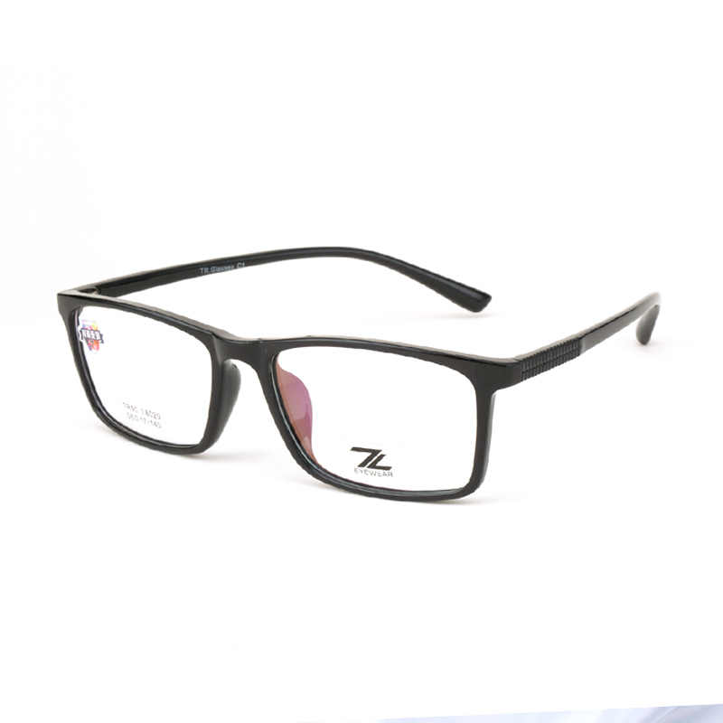 e456981ece Vazrobe 145mm Oversized Eyeglasses Frame Men Women TR90 Glasses Man Female  Wide Face Prescription Myopia Diopter